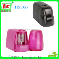High quality electric pencil sharpener, 4AA battery sharpener