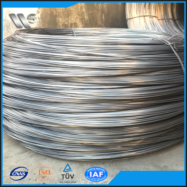 Iso9001-2000 14 Gauge Galvanized Steel Wire Optical Cable