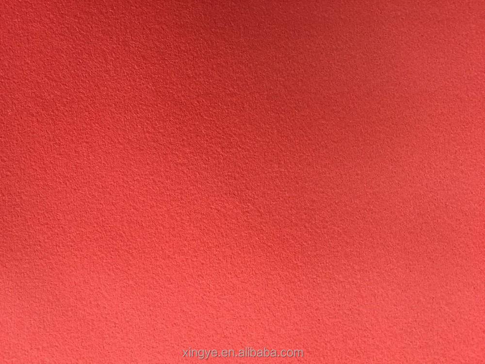 0.8 mm thick suede leather