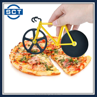 Bike Pizza Cutter for all Pizza