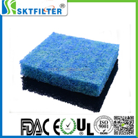 aquarium filter sponge reticulated open cell polyurethane foam