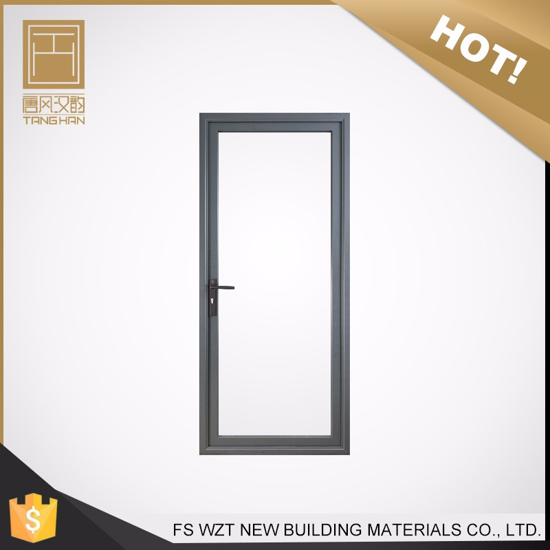 Alibaba china custom low price hollow flat metal church door