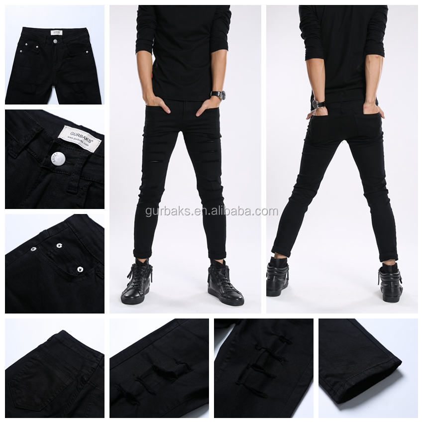 Wholesale New Popular Balloon Fit Jeans For Men