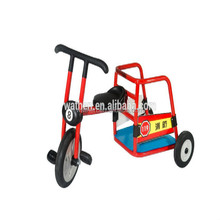 2018 PE material Outdoor Ride On Three Wheel Car For Amusement Park Rides