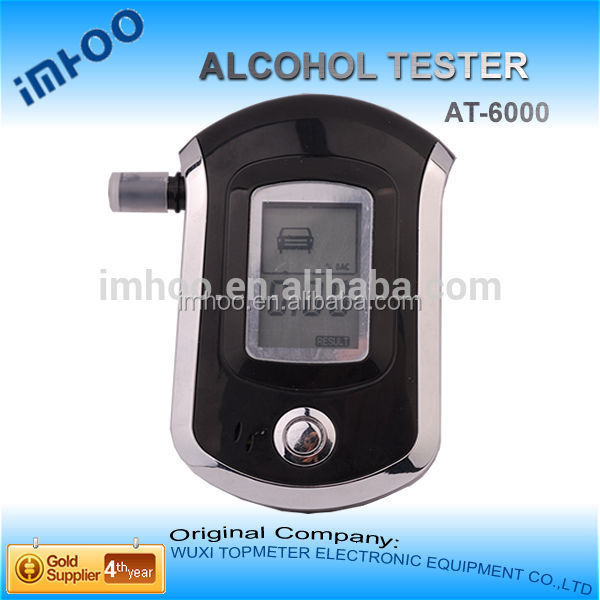 Alcohol Tester coin operated breathalyzer