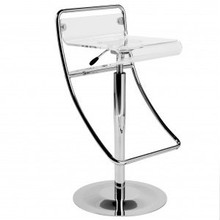 Acrylic Plastice Modern New design school desk and chair