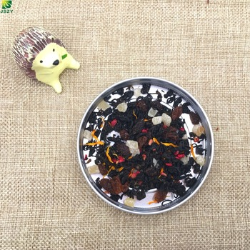 Organic Health Lychee Fruit Tea, Lichee Black Tea