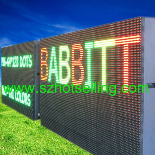 pharmacy cross led display / RGY Outdoor LED Display