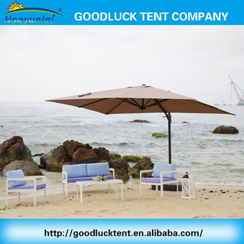 high quality outdoor waterproof beach parasol