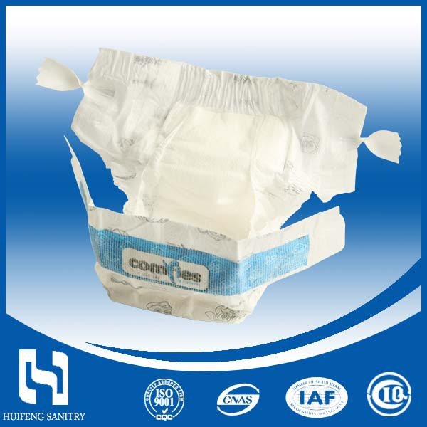 High quality rank HuiFeng thick adult diaper baby diaper cartoon adult diaper with many types