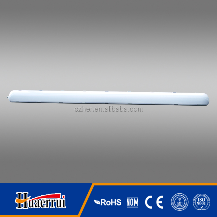 Hot Sale Tri-proof fluoresecent Tube Light 18w