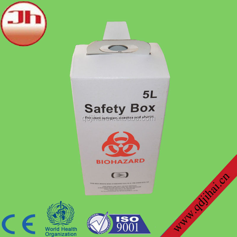wholesale medical pill containers medical disposable needle box