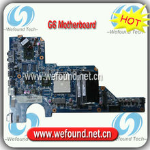 638854-001,Laptop Motherboard for HP G6 Series Mainboard,System Board