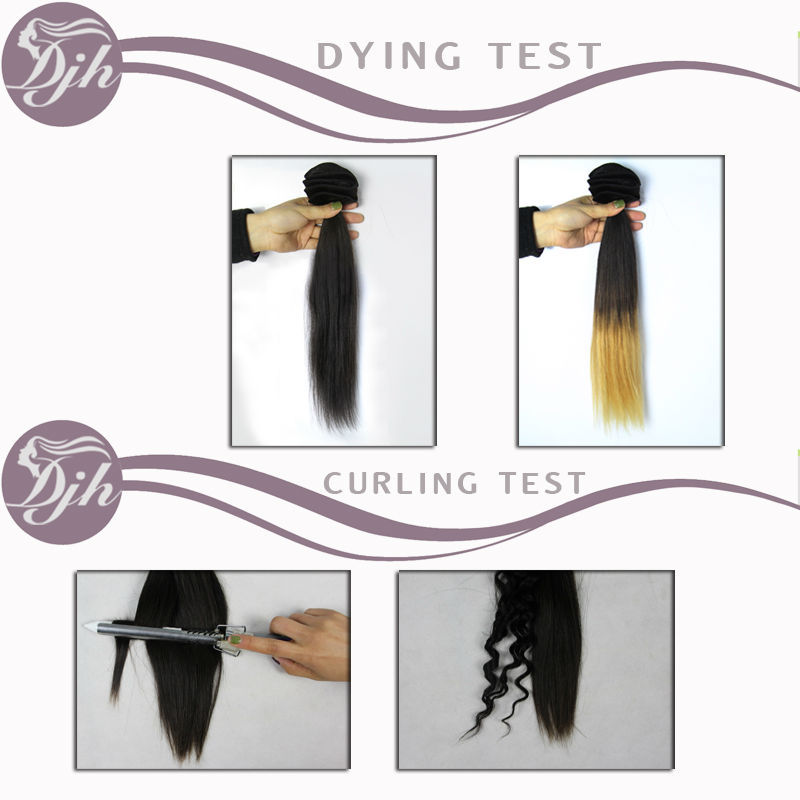 FACTORY DIRECTLY SELL unprocessed 6A grade curly brazilian hair