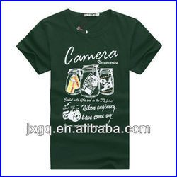 Wholesale t shirt manufacturing companies safari custom t shirt printing