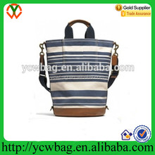 New product durable canvas beach bag