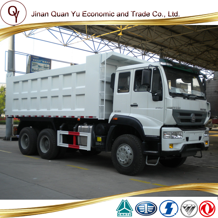Sinotruk 420hp 6x4 Howo Tipper Dump Truck price for sale