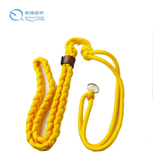 New style high quality polyester double 4mm braid rope