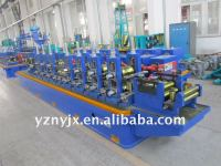 ZG25 straight seam high frequency welded pipe making machine