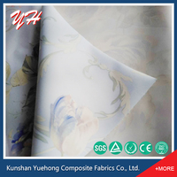 printted fabrics laminated with TPU waterproof breathable fabrics for outdoor sportswear
