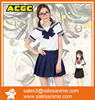 Japanese short-sleeved tie uniforms sailor suits Cosplay costume