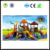 School playground equipment plastic playground equipment plans QX-18019A