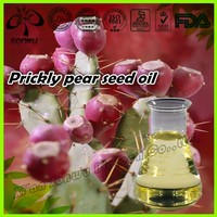 Organic prickly pear seed oil/prickly pear oil
