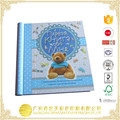 custom size children record books with full color hard cover