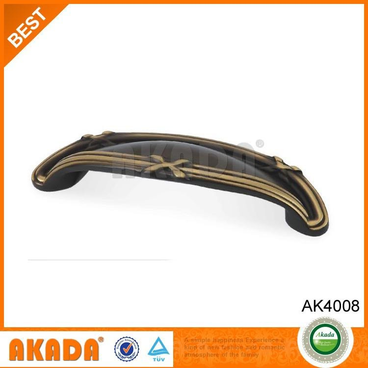 top selling various use china supply zinc alloy antique handles for furniture cabinet
