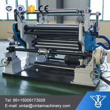 super transparent tape bopp jumbo roll slitting machine with width 700mm