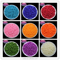 6mm Plastic Pearl Beads For Garment