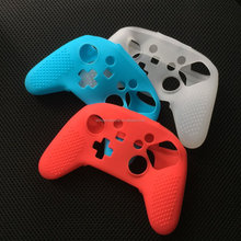 Soft Silicone Rubber Gel Case Skin for Nintendo Switch NS Game Console Controller Gamepad