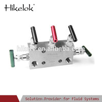high pressure stainless manifold gas manifolds air 5 way valve manifold for pressure transmitter