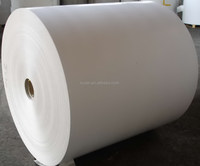 Offset Printing Paper Coated Duplex Board In Roll