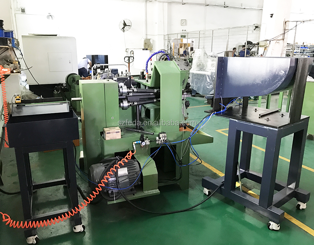 Tube threading machine pipe threading machine scaffolding thread rolling machine