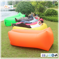 210T Nylon high quality wholesale inflatable camping sofa