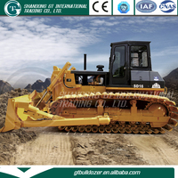 SHANTUI heavy machine 160hp crawler bulldozer SD16 with cheap price for the market