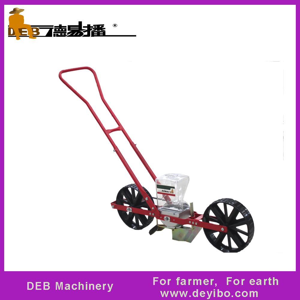 1 row high precision hand corn planter/manual corn planter
