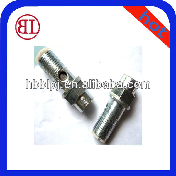 Oil Pump Fuel Injector Repair Tools Parts -Braid Fabric Screw