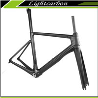 700C Chinese Carbon Road Frame with V brake for aero road bicycle