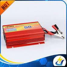 Hot Sale 180V--265V input 50A 12V lead acid battery charger 60v