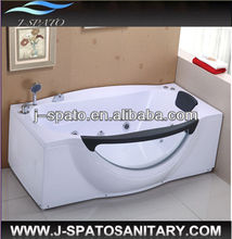 New Invention 2013 Cheap Modern Furniture European Style Certification Plastic Bathtub For Adult