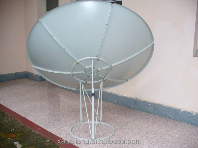 2.4m satellite dish