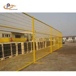 Low Price Australian Temporary Fence Panel