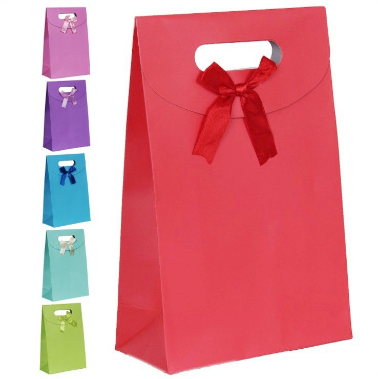 Top selling products raw materials of paper bag, paper packaging bag, paper bag with window