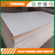 White glossy waterproof polyester plywood for decorative, furniture