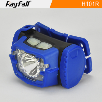 Factory new Unique design waterproof portable led head lamp rechargeable