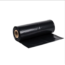 Black agricultural film strawberry PE film garden flower greenhouse plastic garden mulch film