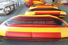 Entertainment inflatable rafting boat for sale rafting boat