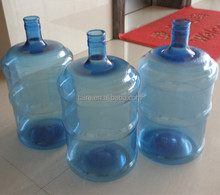 18.9L or 5 Gallon PET material big bottle / water bottles for clearwater / like PC water bottles for drinking spring water